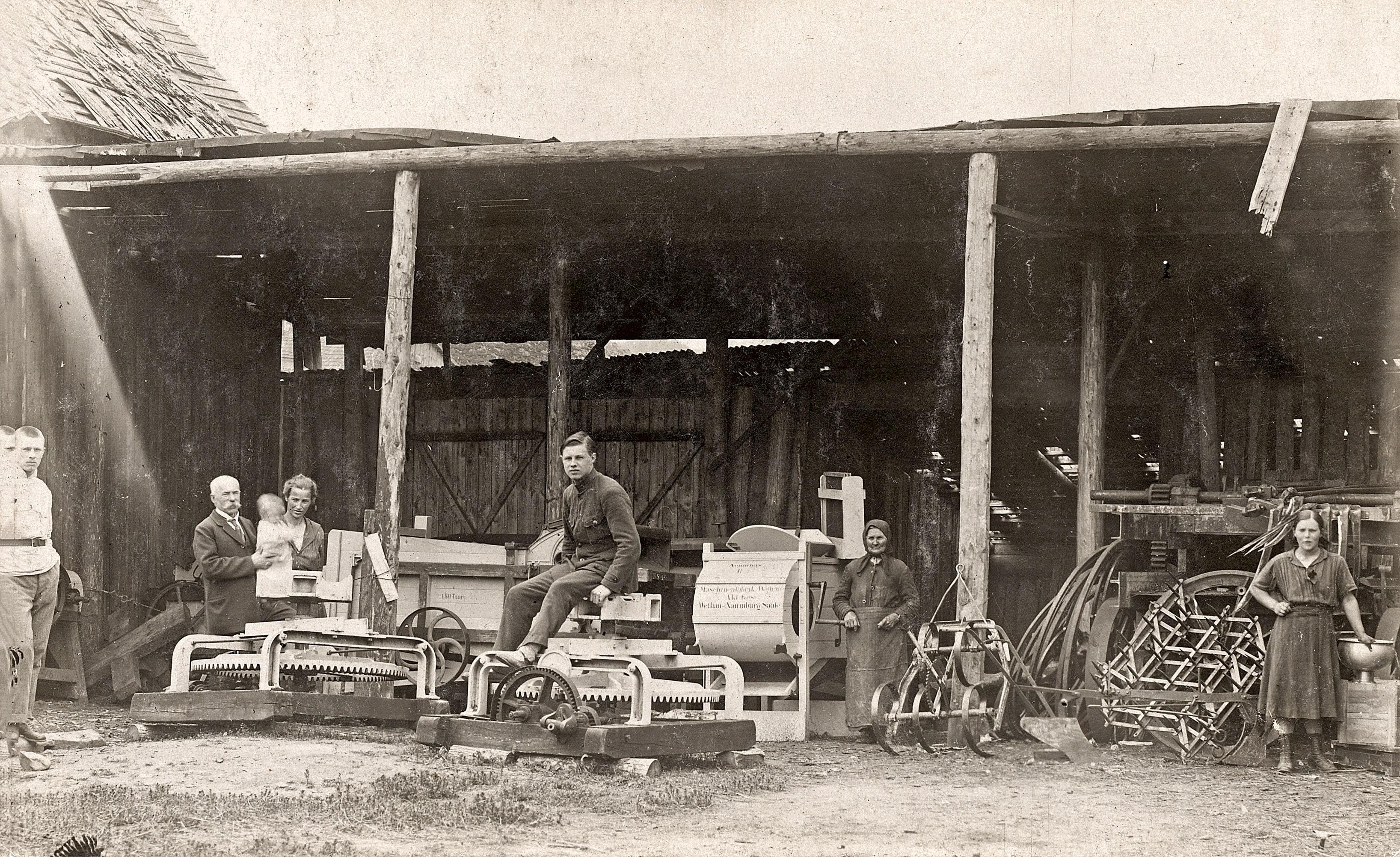Žemės ūkio technikos ir gyvulių paroda, 1935 m.