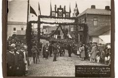 Lietuvos Respublikos Prezidento Antano Smetonos sutiktuvės Kėdainiuose, 1929 m. rugsėjo 15 d