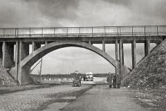 Kėdainių geležinkelio viadukas, 1954 m.