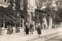 Kėdainių geležinkelio stotis, 1929 m.