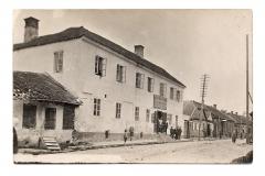 Lietuvos prekybos ir pramonės bankas Radvilų gatvėje, 1926 m.