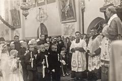 Pirmoji komunija Šv. Jurgio bažnyčioje