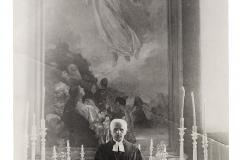 Kėdainių evangelikų liuteronų kunigas Paulius Titelbachas, ~1940 m
